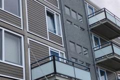Dunchalige en lichtgewicht balkons