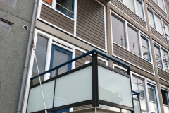 Dunschalige en lichtgewicht balkons