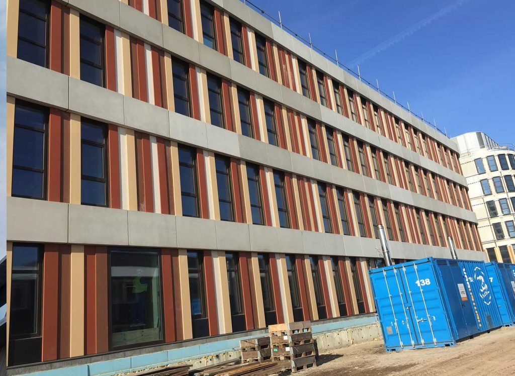 Amphia Hospital bouw