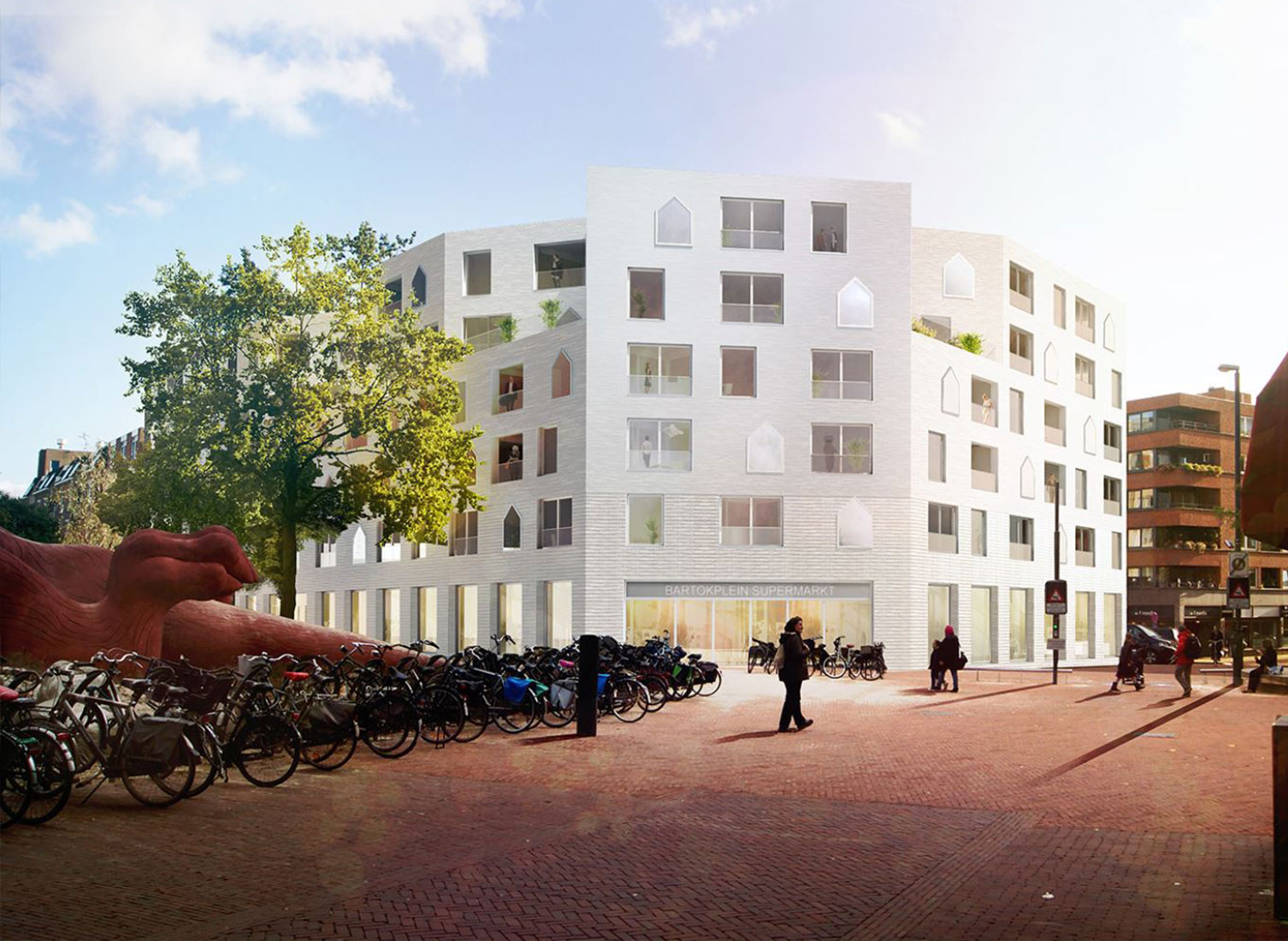 Barcode Architects