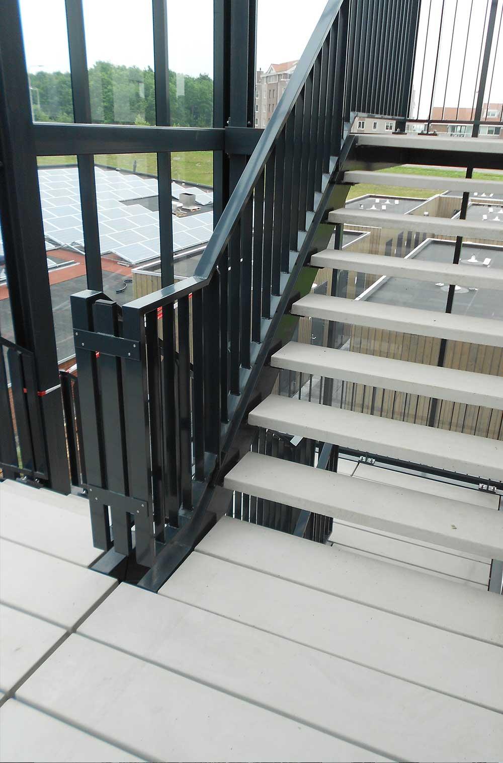 Palthelaan trappen