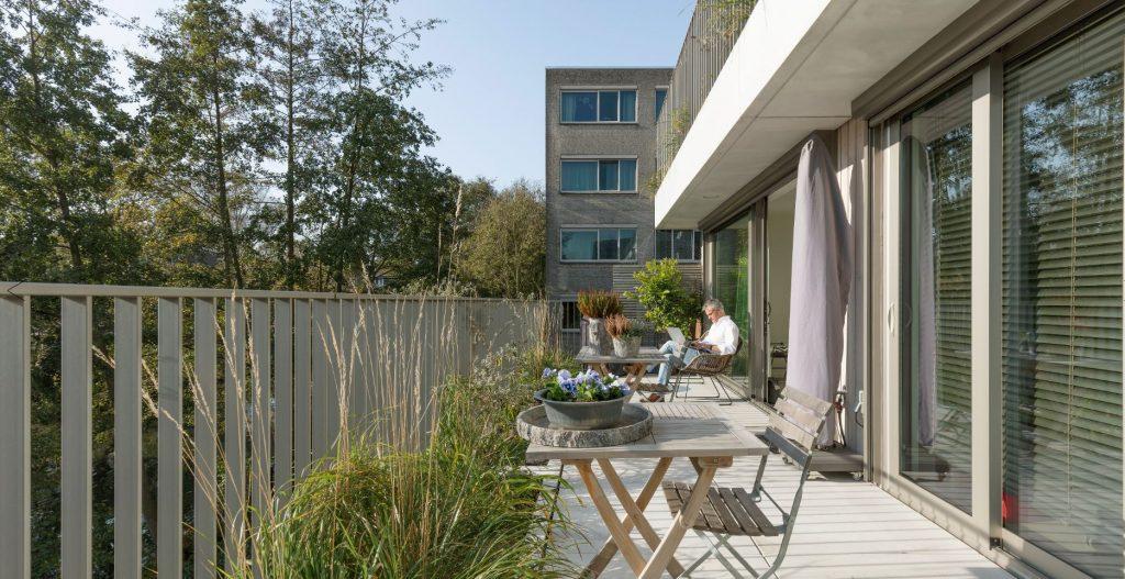 NL Architects en Marcel van der Brug
